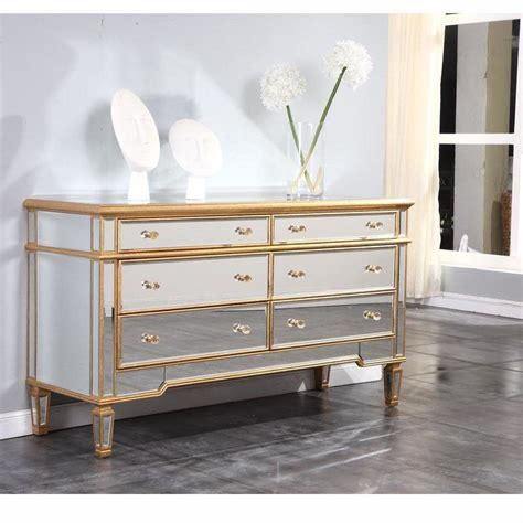 Ake 6 Drawer Double Dresser