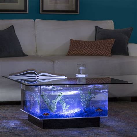 Alan End Table Alanrium Tank