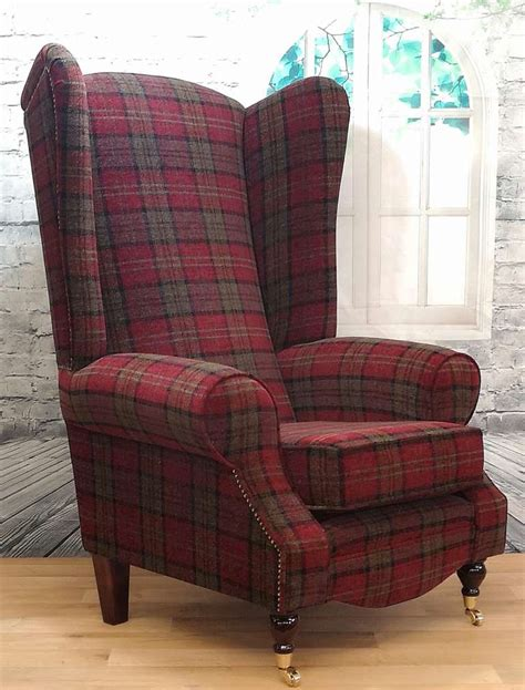 Albarran Wing back Chair