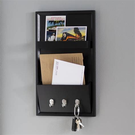 Albertina Letter Holder Wall Hook