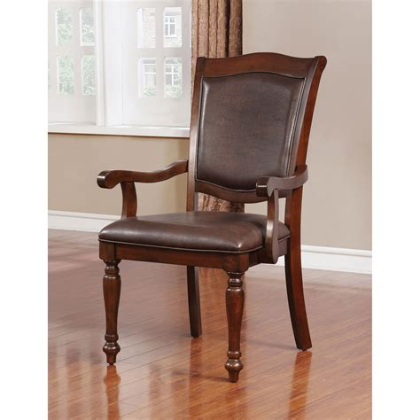 Albon Traditional Arm Chair (Set of 2)