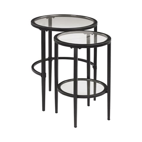 Alegra 2 Piece Nesting Table Set