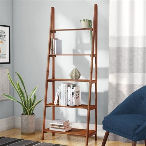 Alesha Ladder Bookcase