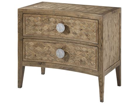 Alexander 2 Drawer Nightstand