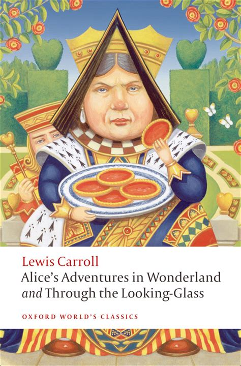 Read Books Alice's Adventures in Wonderland & Through the Looking-Glass Online