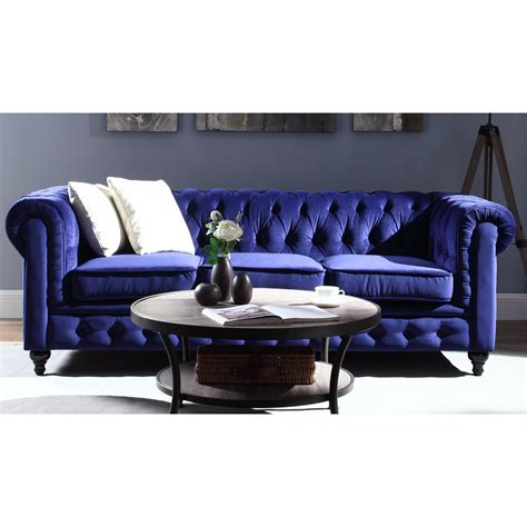Alina Tufted Large Chesterfield Chair