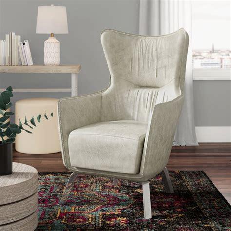 Alisa Wingback Chair