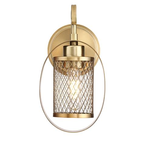 Alistaire 1-Light Armed Sconce