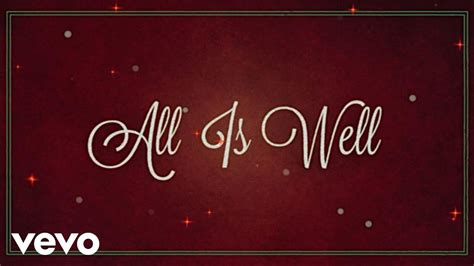 @ All Is Well - Youtube.