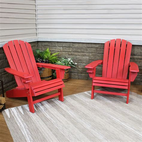 All Weather Adirondack Chairs