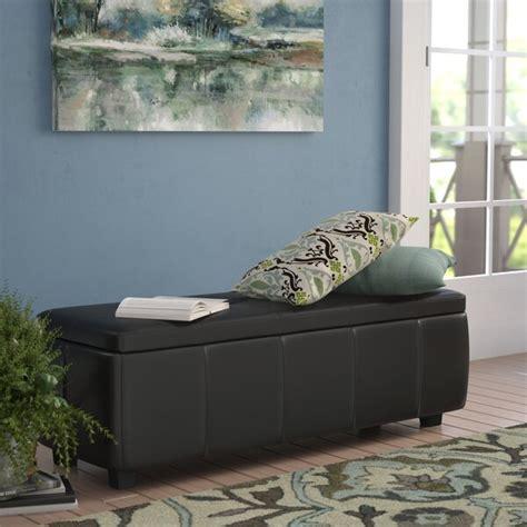 Allerton Upholstered Storage Bench