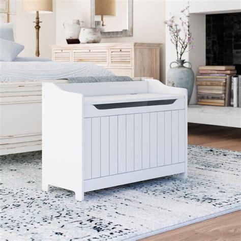 Allie Storage MDF Storage Bench
