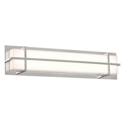 Alloway 1-Light LED Bath Bar