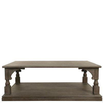 Allred Caster Coffee Table