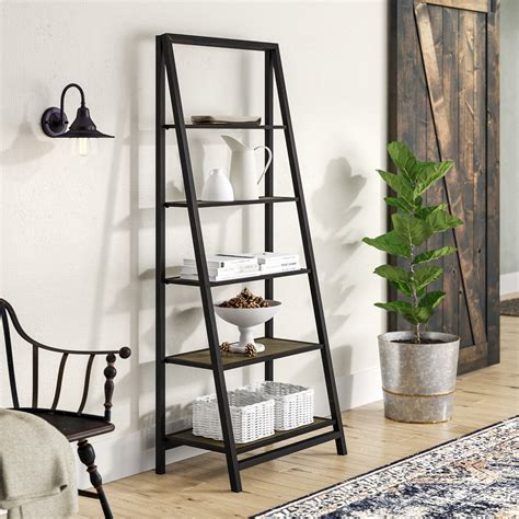 Almanzar Ladder Bookcase