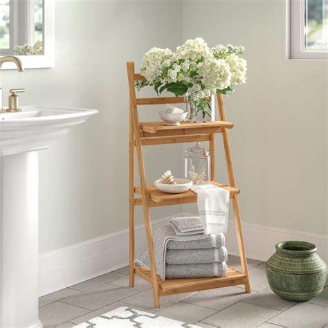 Almeida 18 W x 40 H Bathroom Shelf