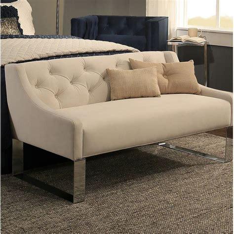 Almondsbury Upholstered Bench