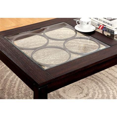 Alosio 3 Piece Coffee Table Set