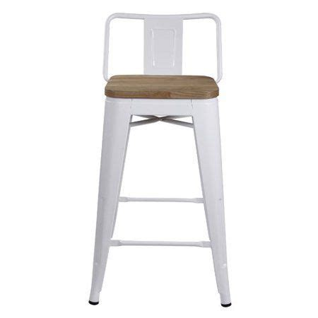 "Alric 24"" Bar Stool (Set of 4)"