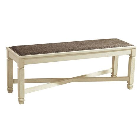 Alsace Upholstered Bench
