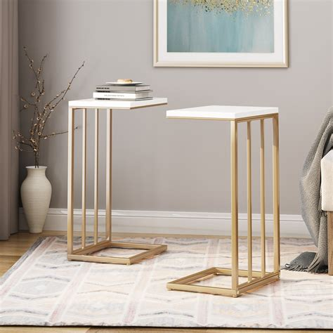 Alsop C-Table (Set of 2)
