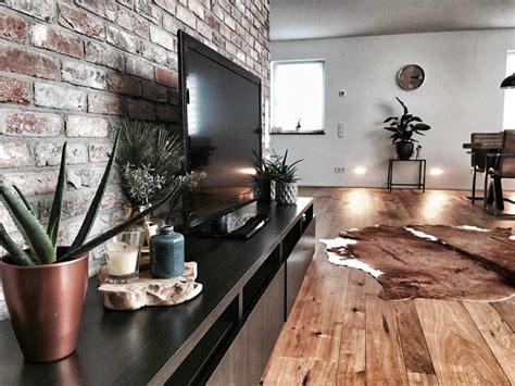 Alte Steinwand Im Wohnzimmer