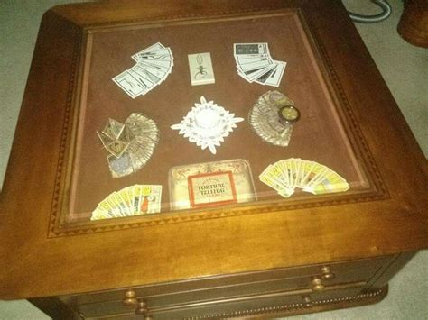 Alter Coffee Table