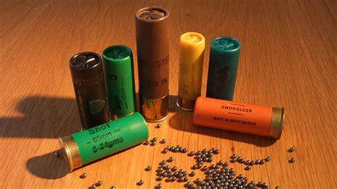 Ammunition Alternatives Lead Shot Ammunition.