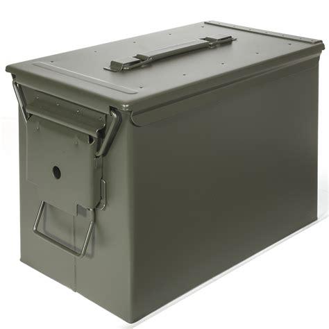 Ammunition Aluminum Ammunition Box.
