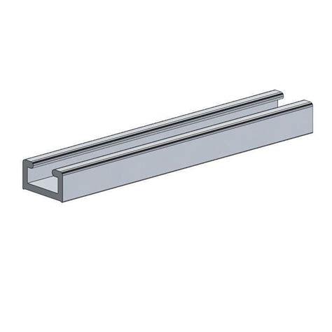 Aluminum Slide Track