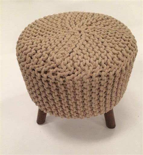 Alverez Handmade Contemporary Accent Stool