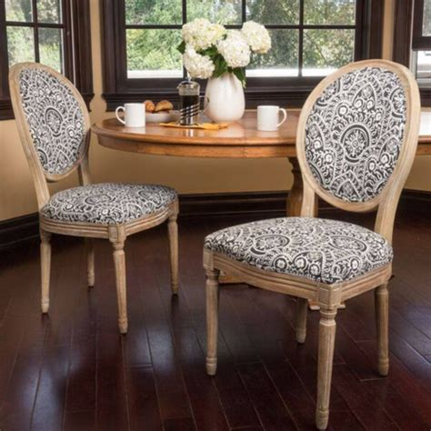 Alvin Upholstered Dining Chair (Set of 2)
