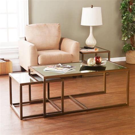 Alvis 3 Piece Coffee Table Set