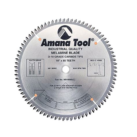 Amana Saw Blades Reviews