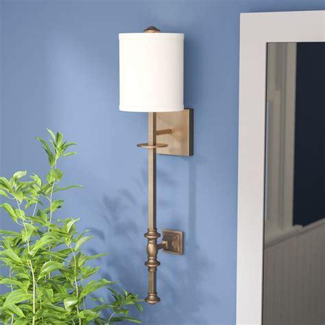 Amatrudo 1-Light Wall Sconce