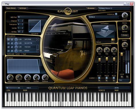 Eastwest Visa Credit Card Interest Rate Amazon Quantum Leap Pianos Musical Instruments
