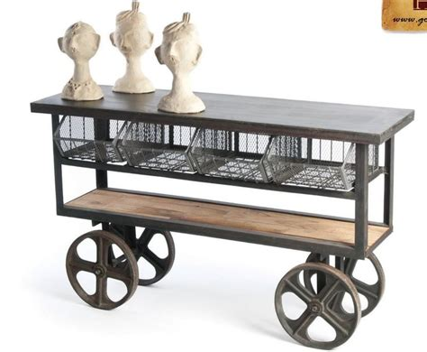 Ambrose Kitchen Cart