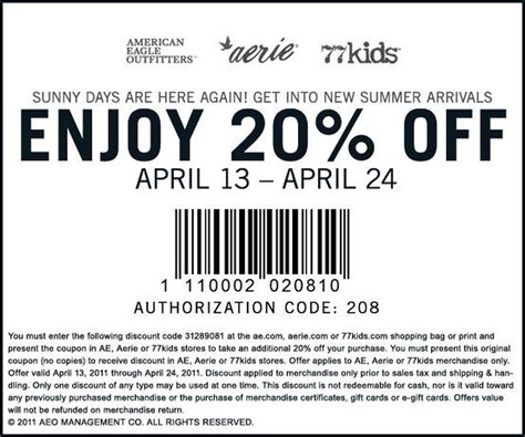 American Eagle Credit Card Uses American Eagle Coupons Promo Codes And Discounts