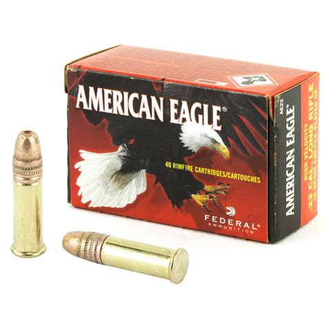 Ammunition American Eagle Ammunition 22lr.