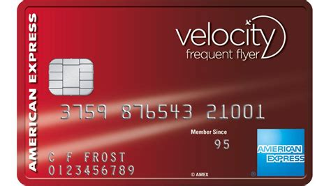 Track Credit Card American Express American Express Velocity Escape Card Review Finderau