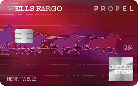 American Express Credit Card Joint Account Wells Fargo Propel American Express R Card Terms And