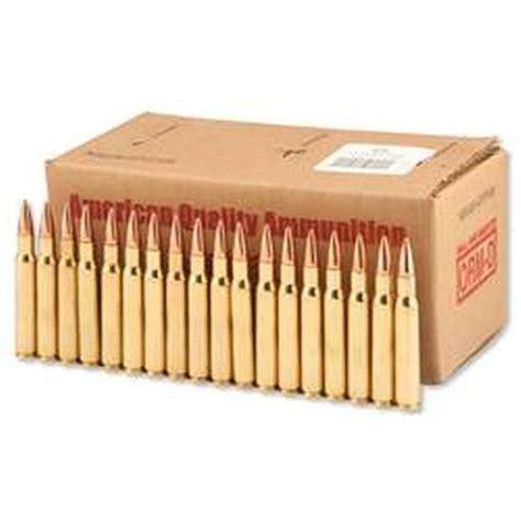 Ammunition American Quality Ammunition 30-06