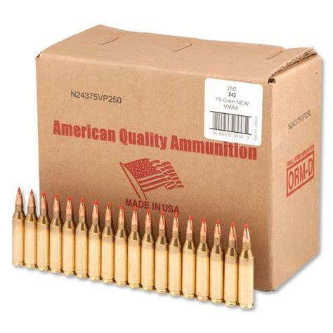 Ammunition American Quality Ammunition Made In Usa.