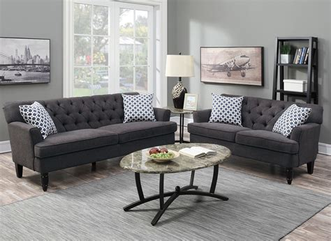 Americus 2 Piece Living Room Set