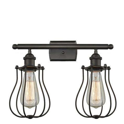 Amett 2-Light Vanity Light