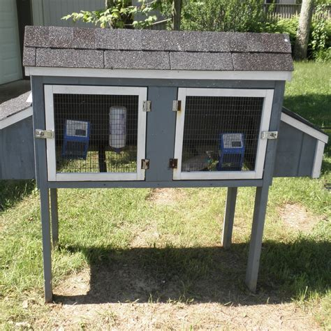 amish rabbit hutch for sale
