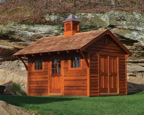 Amish Garden Sheds Ohio