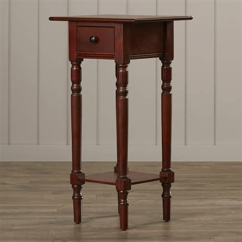 Amityville Modern 1 Drawer Nightstand