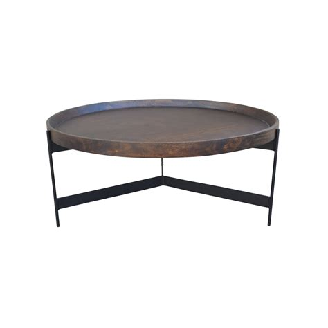Ammar Coffee Table with Tray Top