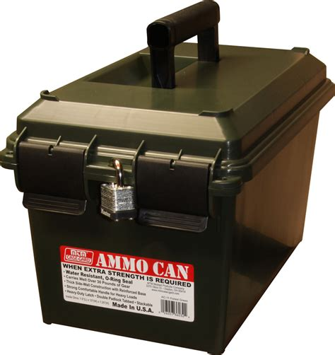 Ammo Ammo Can.